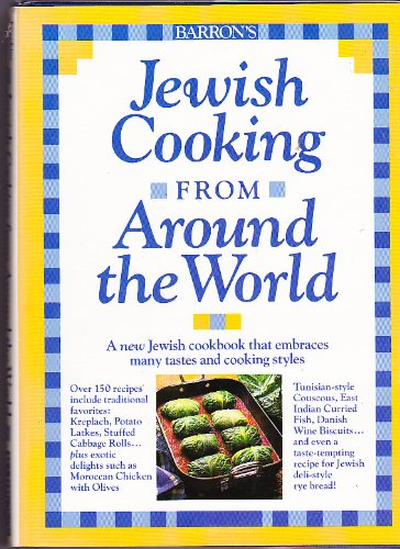 Jewish Cooking from Around the World - Josephine Levy Bacon