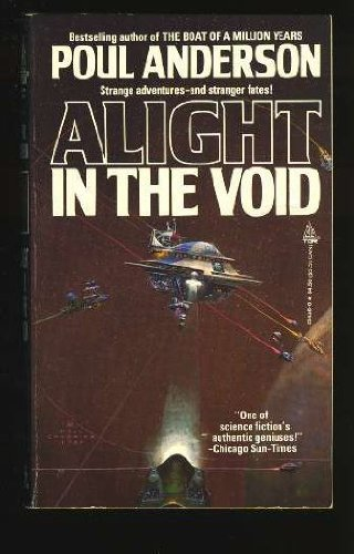 Alight In The Void - Poul Anderson