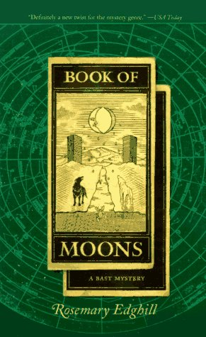 Book of Moons (Bast) - Rosemary Edghill
