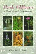 Florida Wildflowers in Their Natural Communities - Taylor, Walter Kingsley