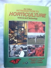 Introduction to Horticulture: Science and Technology (Agriscience and Technology Series) - Char Schroeder