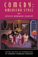 Comedy: American Style (Multi-Ethnic Literatures of the Americas (Mela))