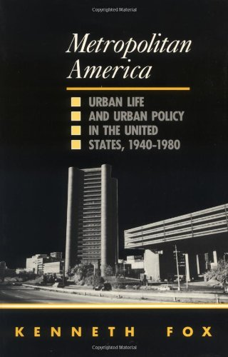 Metropolitan America - Kenneth Fox