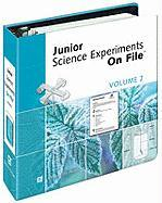 Junior Science Experiments on File& #153; Volume 2