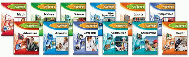 Discovering Careers Set, 12-Volumes - Facts on File, Inc
