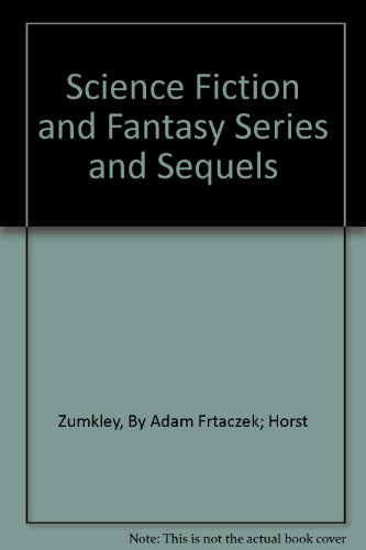 Science Fiction and Fantasy Series and Sequels : A Bibliography - Tim Cottrill; Martin Greenberg; Charles Waugh