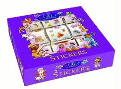 Candle Bible for Toddlers Stickers
