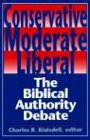 Conservative Moderate Liberal - Charles R. Blaisdell