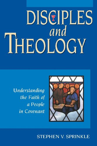 Disciples and Theology - Dr. Stephen Sprinkle