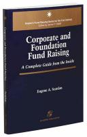 Corporate & Foundation Fund Raising