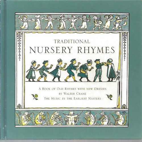 Traditional Nursery Rhymes - Walter Crane