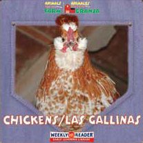 Chickens/ Las Gallinas (Animals That Live on the Farm/Animales Que Viven En La Granja) - JoAnn Early Macken