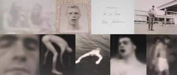 BILL JACOBSON: 1989-1997 - Rare Fine Association Copy of The Limited Edition: Signed And Inscribed by Bill Jacobson To Luc Sante - ONLY SIGNED AND INSCRIBED COPY ONLINE - Jacobson, Bill (Artist/Photographer) & Kertess, Klaus (Contributor)