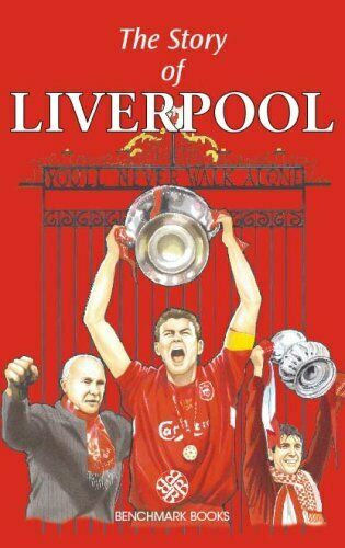 The Story of Liverpool by Benchmark Books Hardback Book The Fast Free Shipping - Benchmark Books