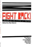 Fight Back! a Reader on the Winter of Protest