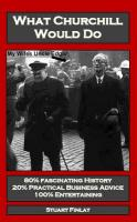 What Churchill Would Do - Finlay, Stuart