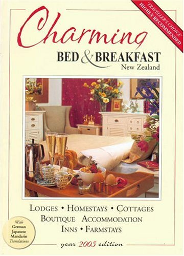Charming Bed and Breakfast in New Zealand - B Newman; U Newman
