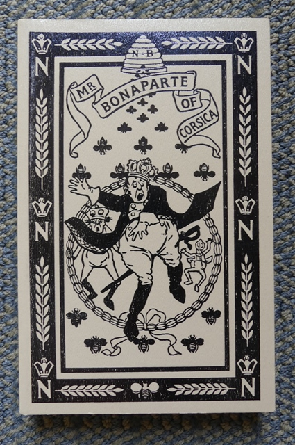 MR BONAPARTE OF CORSICA. - Bangs, John Kendrick. Illustrated by H.W. McVickar.