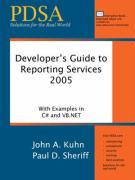 Developer's Guide to Reporting Services