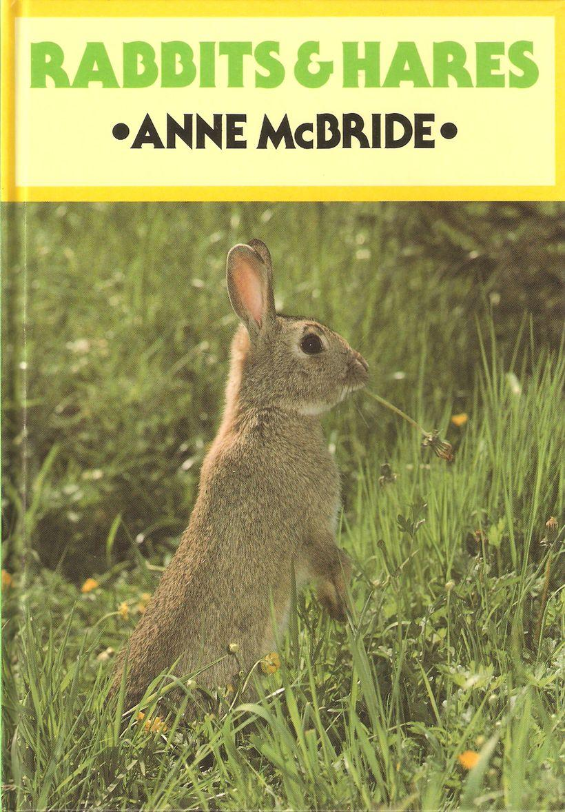 RABBITS & HARES. By Anne McBride. With illustrations by Guy Troughton. - McBride (Anne).