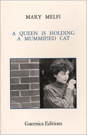 A Queen Is Holding; A Mummified Cata Queen Is Holding; A Mummified Cat