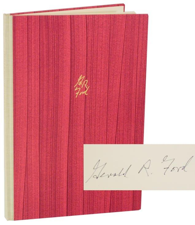Churchill Lecture (Signed Limited Edition) - FORD, Gerald