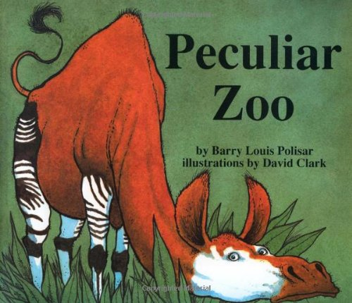 Peculiar Zoo (Rainbow Morning Music Picture Books) - Barry Louis Polisar