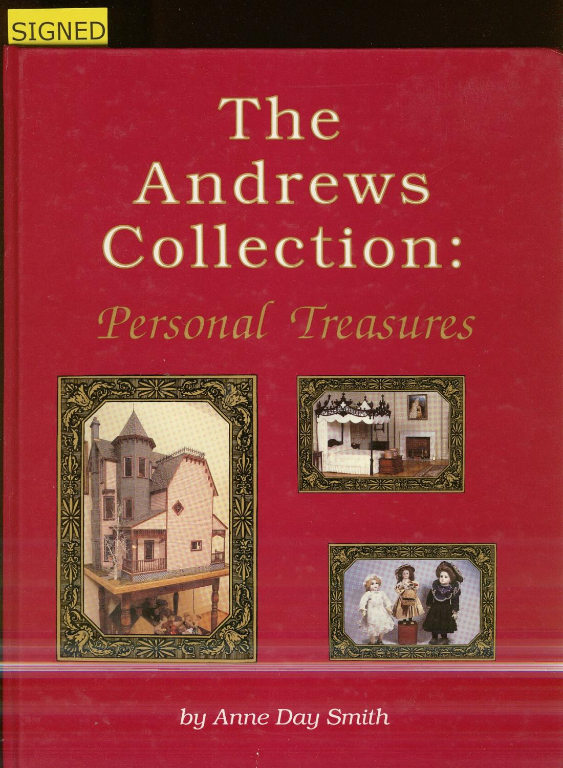 THE ANDREWS COLLECTION: Personal Treasures. - SMITH, Anne Day