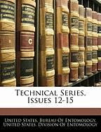Technical Series, Issues 12-15