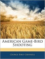 American Game-Bird Shooting