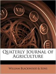 Quaterly Journal of Agriculture