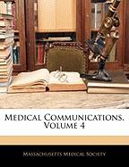 Medical Communications, Volume 4