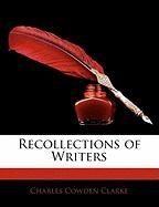 Recollections of Writers
