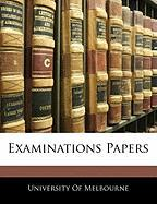 Examinations Papers
