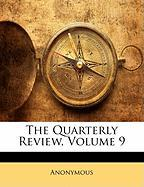 The Quarterly Review, Volume 9 - Anonymous