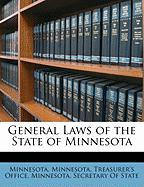 General Laws of the State of Minnesota - Minnesota