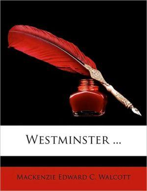 Westminster ...
