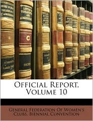 Official Report, Volume 10