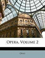Opera, Volume 2 (Latin Edition)