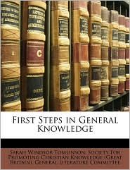 First Steps in General Knowledge