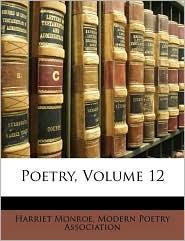 Poetry, Volume 12
