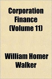 Corporation Finance (Volume 11)