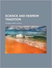 Science and Hebrew Tradition