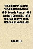 1994 in Cycle Racing: Cycling at the 1994 Commonwealth Games,