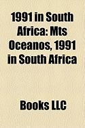 1991 in South Africa: MTS Oceanos