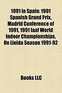 1991 in Spain: 1991 Spanish Grand Prix