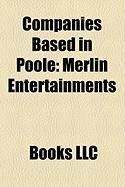 Companies Based in Poole: Merlin Entertainments
