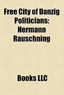 Free City of Danzig Politicians: Hermann Rauschning