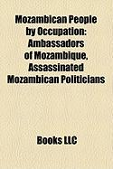 Mozambican People by Occupation: Ambassadors of Mozambique, Assassinated Mozambican Politicians