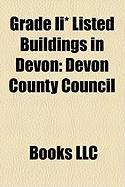 Grade II* Listed Buildings in Devon: Devon County Council